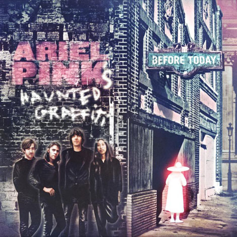 Ariel Pinks' Haunted Graffiti Before Today